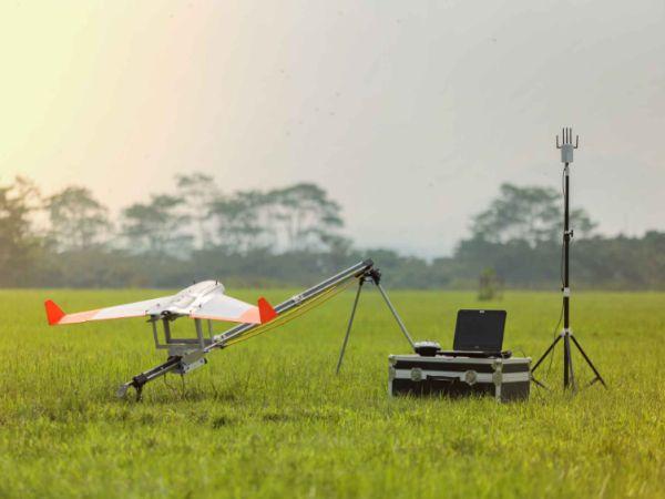 Drone Buatan Indonesia aeroterrascan