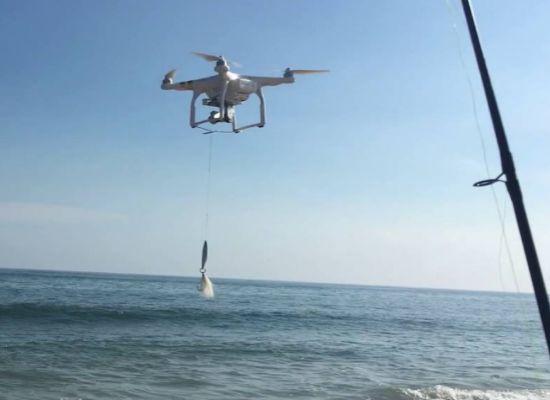 Drone Dalam Industri 4.0 fishing