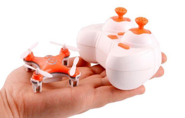 Drone Mainan untuk Anak Kecil Cheerson CX-10 Series