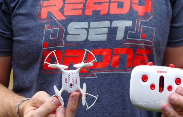 Drone Mainan untuk Anak Kecil Syma Pocket X20