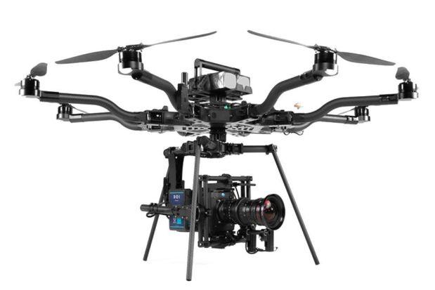 Drone Termahal di Dunia Augmenter Aerigon Drone + Phantom Flex4K