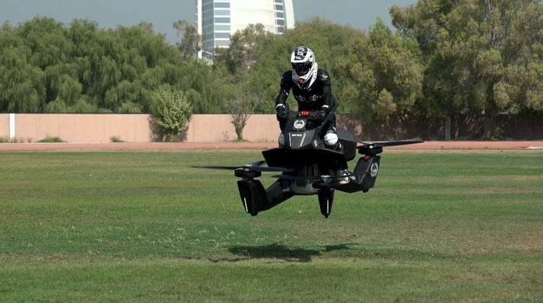 Drone Termahal di Dunia Scorpion 3 Hoverbike