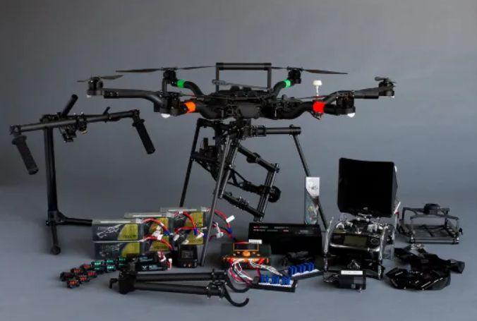 Drone Termahal di Dunia
