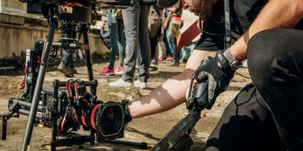 Drone untuk Videografi