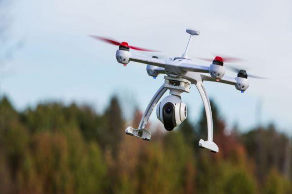 Drone untuk Videografi Blade 350 QX3 AP Combo