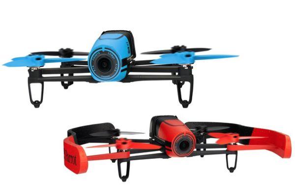 Drone untuk Videografi Parrot Bebop Drone