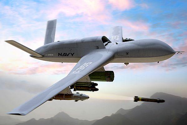 Jenis Drone Militer Predator C Avenger