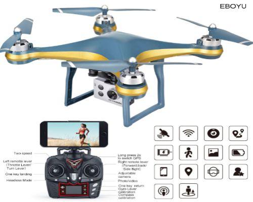 Jenis Drone dan Fungsinya GPS Drone