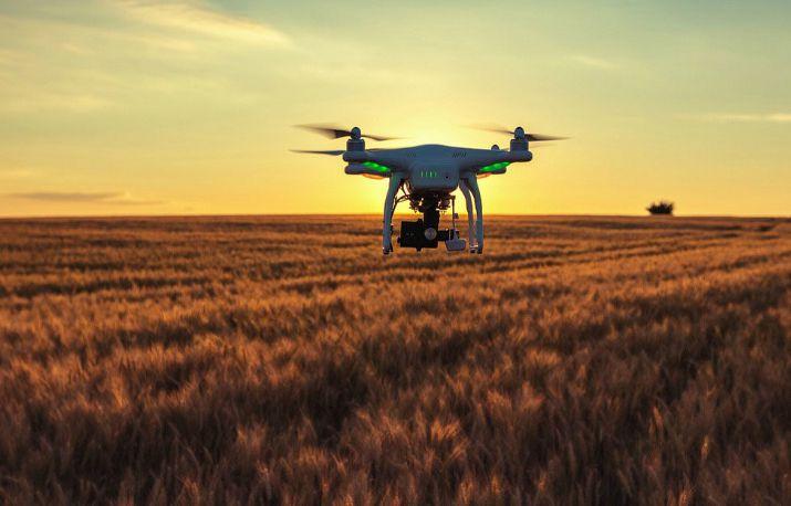 Kesalahan Menerbangkan Drone perangkat