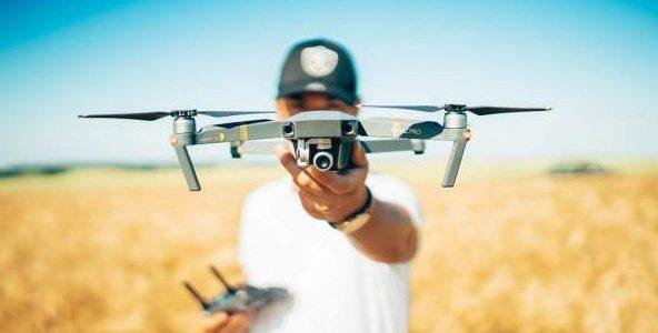 Kesalahan Menerbangkan Drone trik