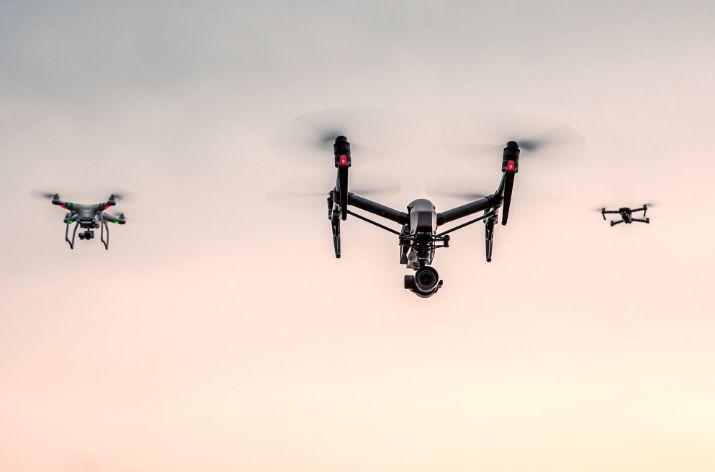 Manfaat Drone Bagi Kehidupan