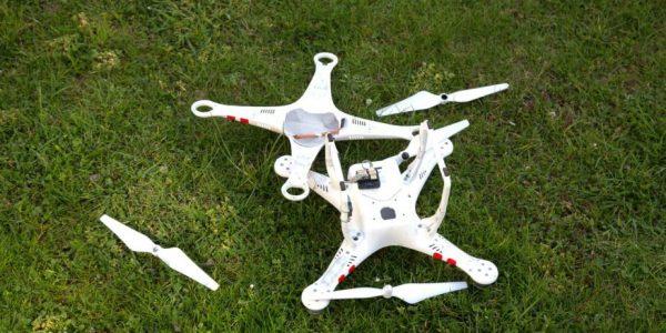 Penyebab Drone Hilang Kendali