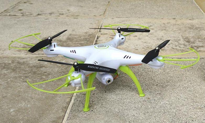 Rekomendasi Drone untuk Pemula Drone Syma X5HW