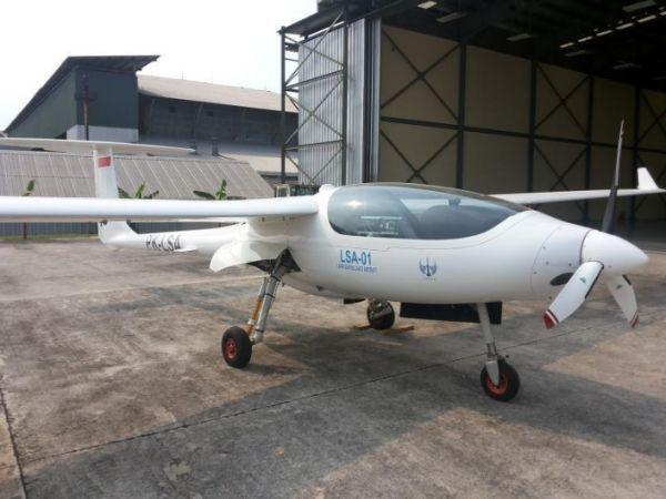 drone buatan indonesia lapan