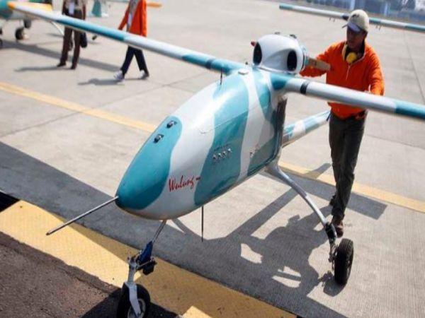 drone buatan indonesia