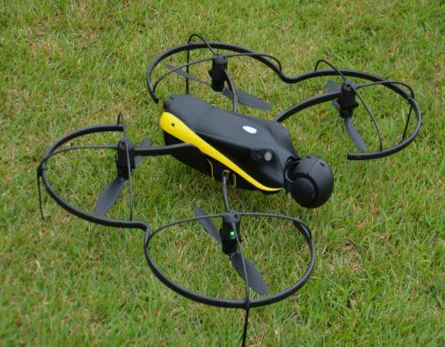 drone tercanggih di dunia SenseFly Albris