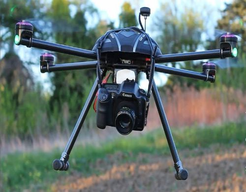drone tercanggih di dunia Walkera GPS QR X800