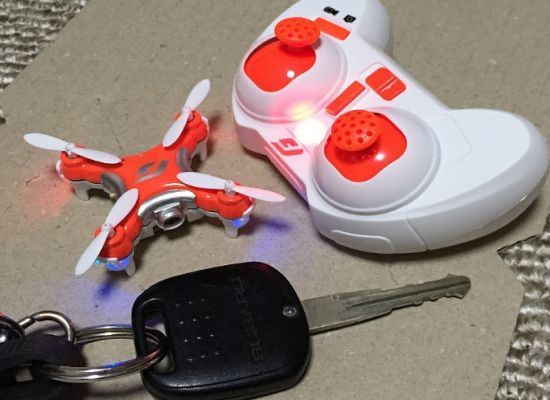 drone terkecil di dunia G-Force PXY Cam
