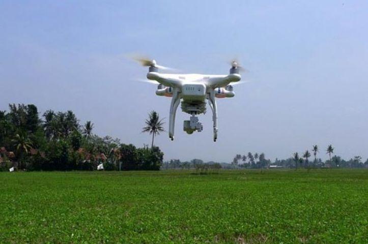 drone untuk pemetaan