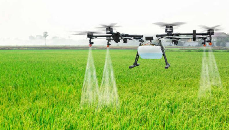 drone untuk pertanian
