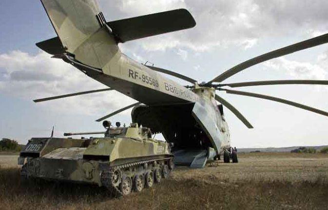Alasan Drone Tidak Akan Menggantikan Helicopter muatan