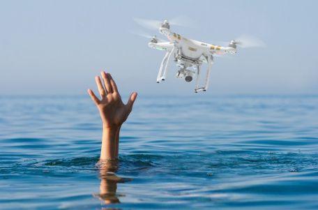 Cara Mengatasi Drone Kena Air