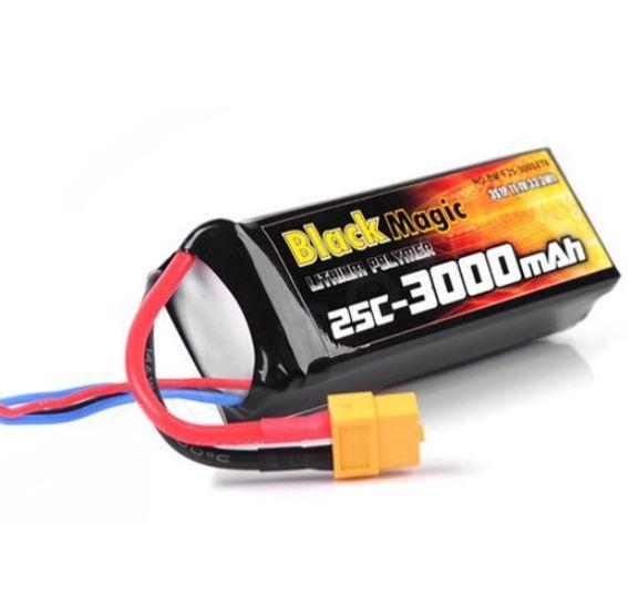 Daftar Merk Baterai Lipo thunder power