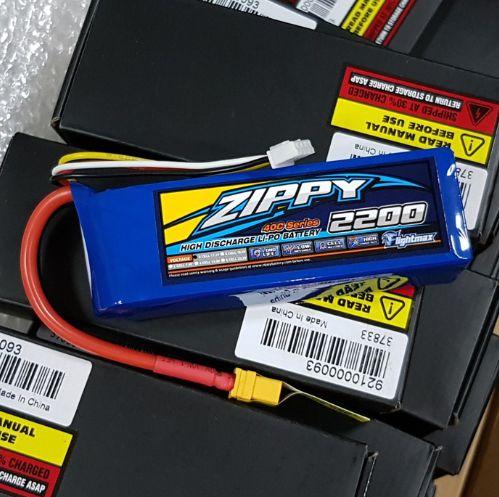 Daftar Merk Baterai Lipo zippy
