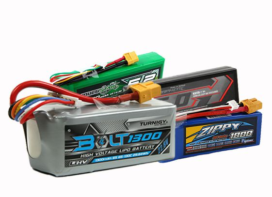 Daftar Merk Baterai Lipo