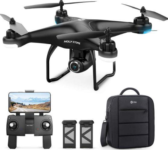 Drone Kamera Holy Stone untuk Pemula GPS HS120D