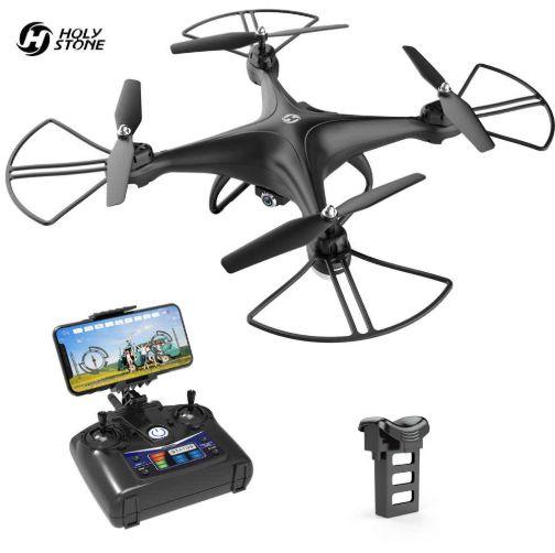 Drone Kamera Holy Stone untuk Pemula HS110D RC