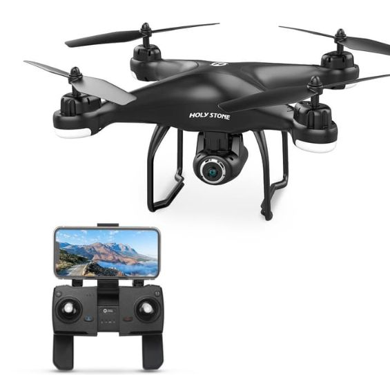 Drone Kamera Holy Stone untuk Pemula
