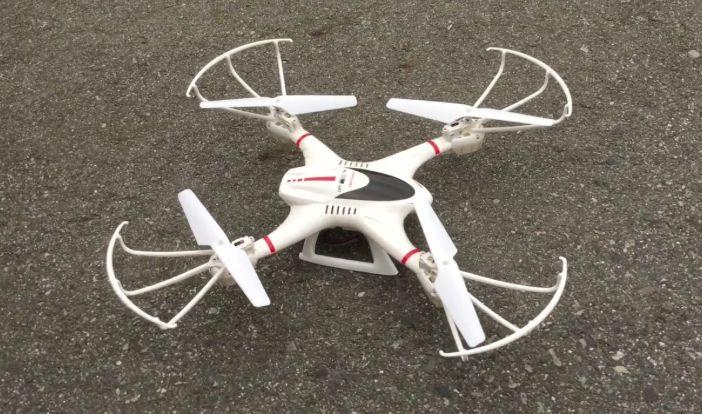 Drone Paling Populer di Amazon DBPower X400W