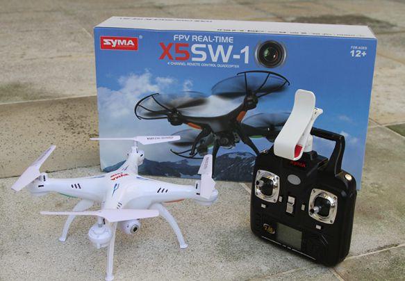 Drone Syma Terbaik Syma X5SW-1 with FPV