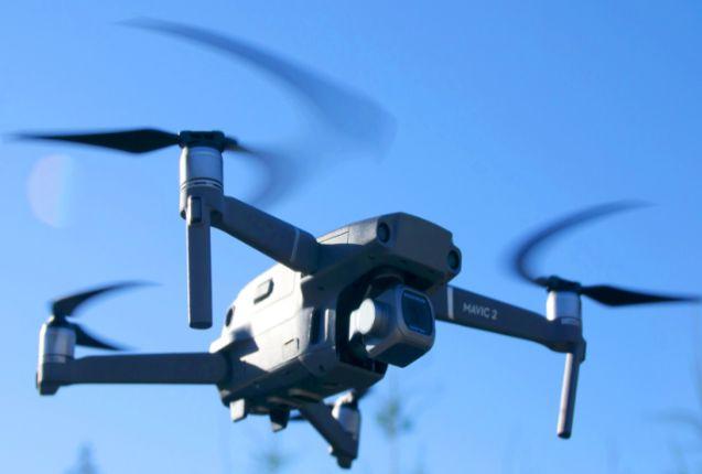 Drone Terbaik untuk Hadiah Natal DJI MAVIC 2 PRO