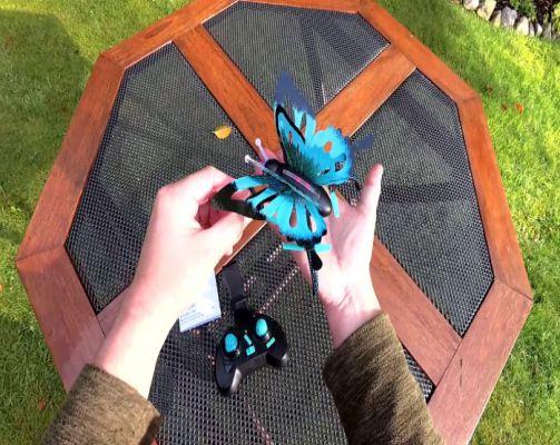 Drone Unik Dari GearBest JJRC H42WH Butterfly Mini