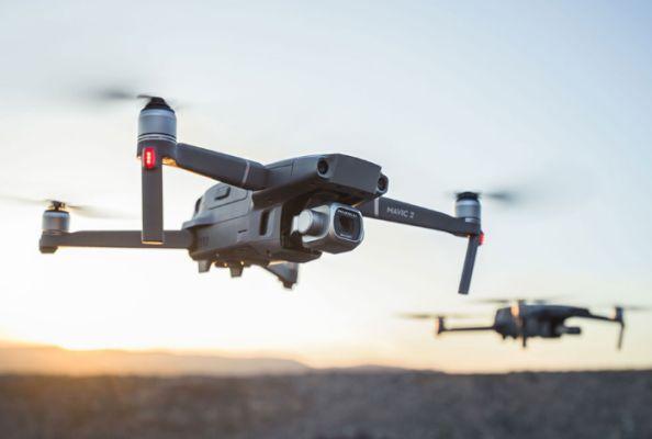 Drone untuk Fotografer dji mavic 2