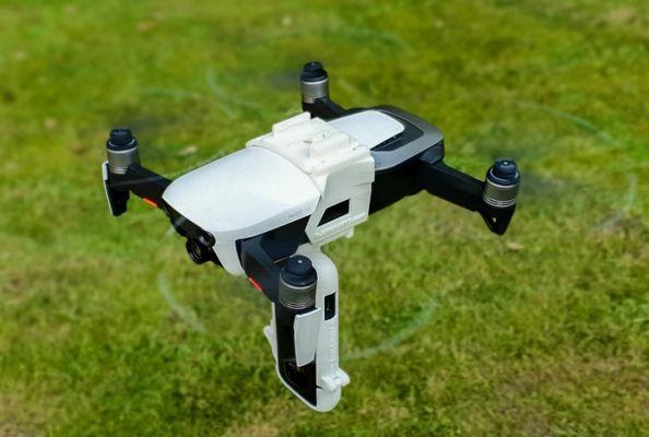 Drone untuk Fotografer dji mavic air