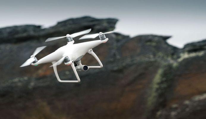 Fitur Canggih dari Drone DJI Phantom 4 Pro 3