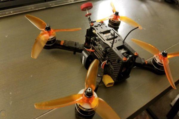 Jenis Drone untuk Balapan Storm Racing Loki X5