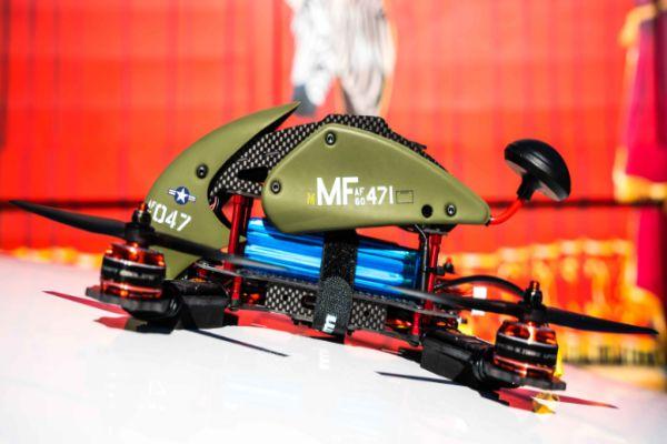 Jenis Drone untuk Balapan Storm Racing SRD280 V5