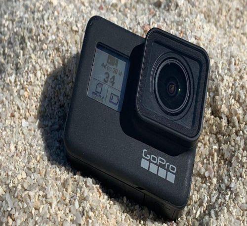 Kamera Action Terbaik untuk Drone GoPro Hero 7 Black