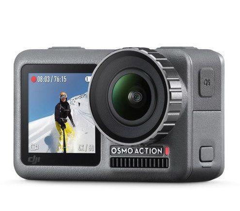 Kamera Action Terbaik untuk Drone Osmo Action