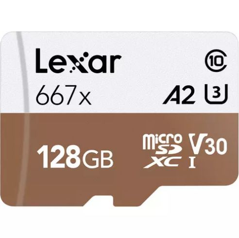 Kartu Micro SD Terbaik untuk Drone lexar