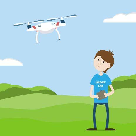 Peraturan Menerbangkan Drone di Indonesia 1