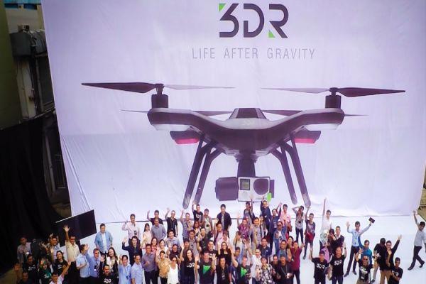 Perusahaan Pembuat Drone 3DR