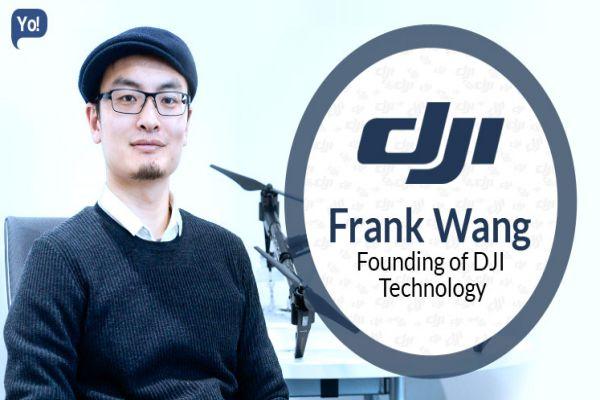 Perusahaan Pembuat Drone DJI