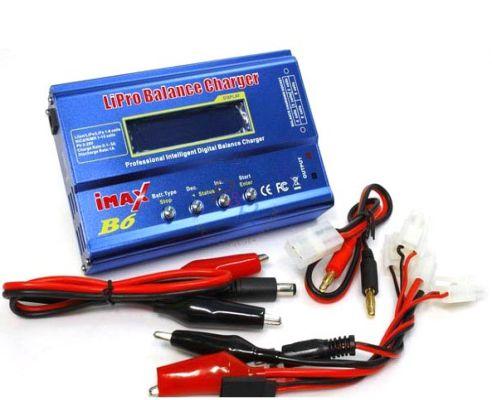 charger baterai lipo Imax B6