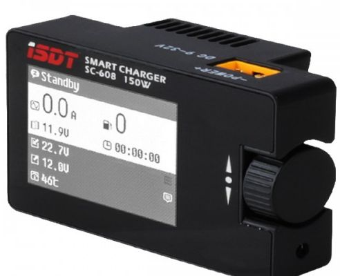 charger baterai lipo isdt