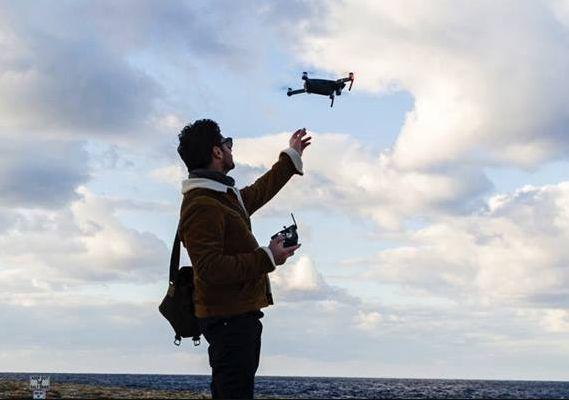 drone GPS untuk pemula
